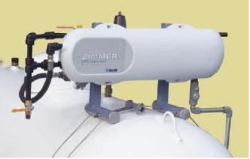 Výparník LPG ZIMMER elektrický suchý