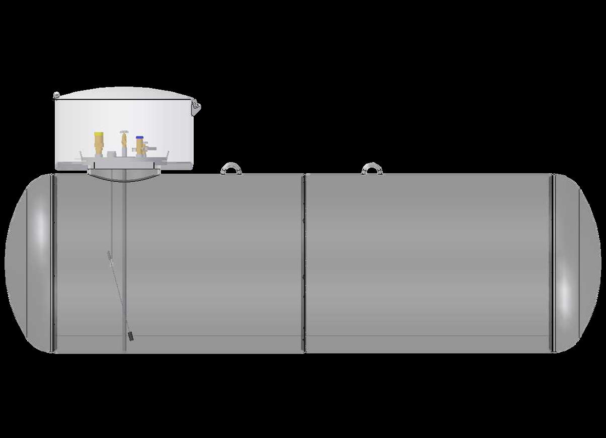 podzemný zásobník plyn 1600